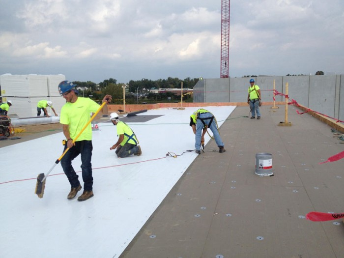 commercial roofing servicse columbus ohio dublin ohio roofer contractor roofing estimate
