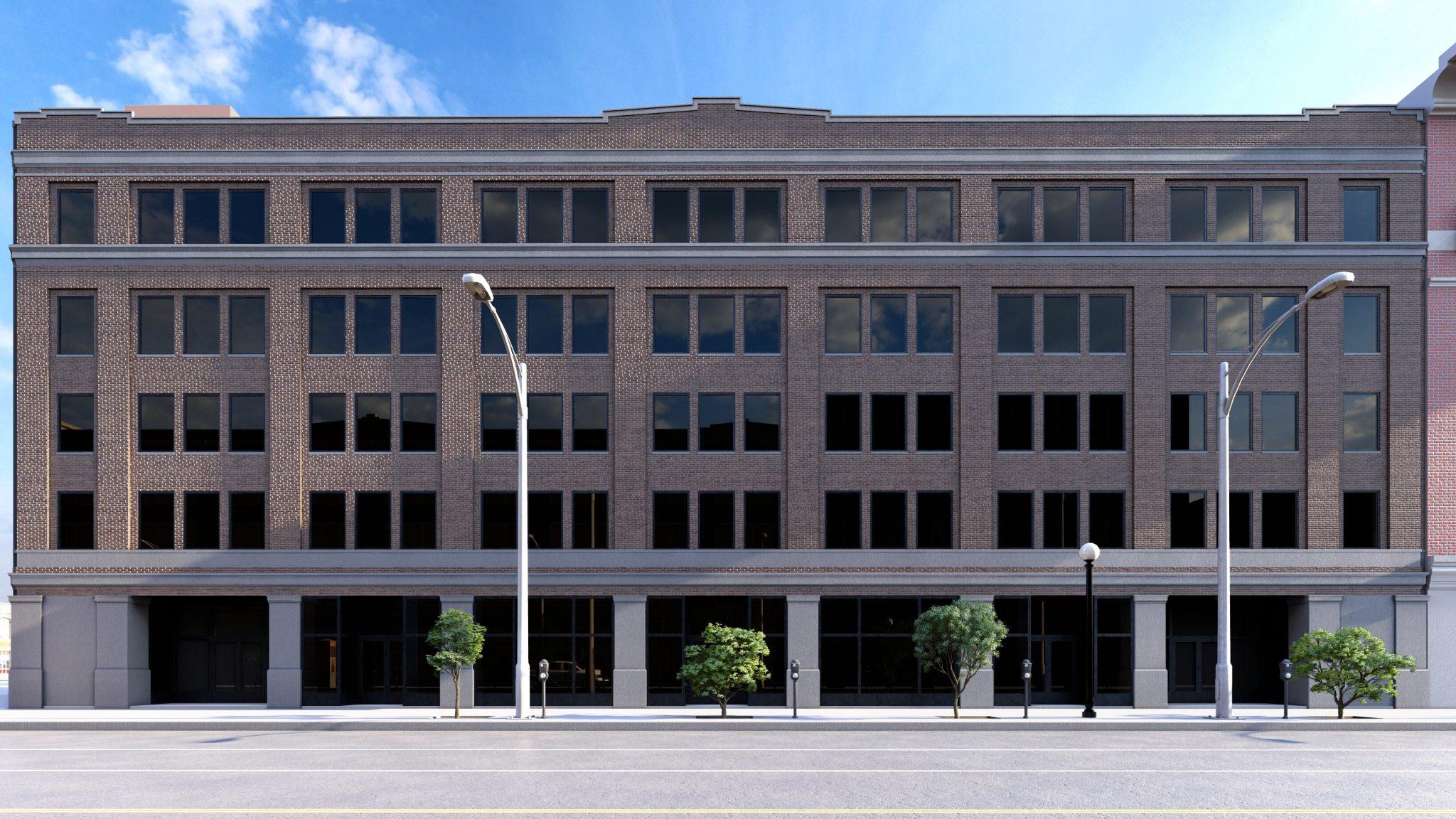 124 Building
