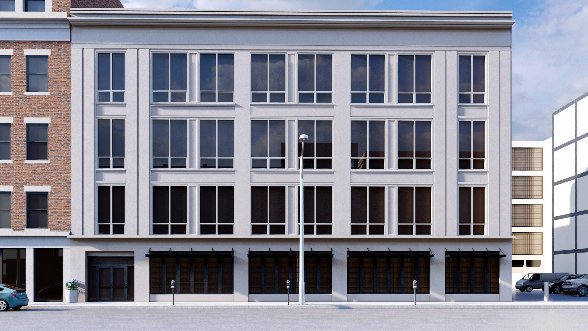 Journal Herald Building